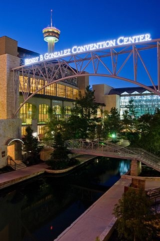 san antonio tops off convention center expansion ahead of. Black Bedroom Furniture Sets. Home Design Ideas