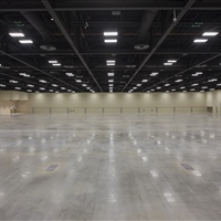Interior Exhibit Hall 1