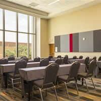 Interior Meeting Room Classroom Set
