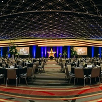 Stars at Night Ballroom Banquet Set