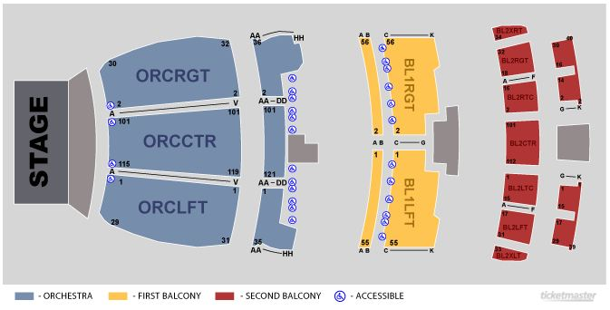 Convention Center Gt Facilities Gt Lila Cockrell Theatre