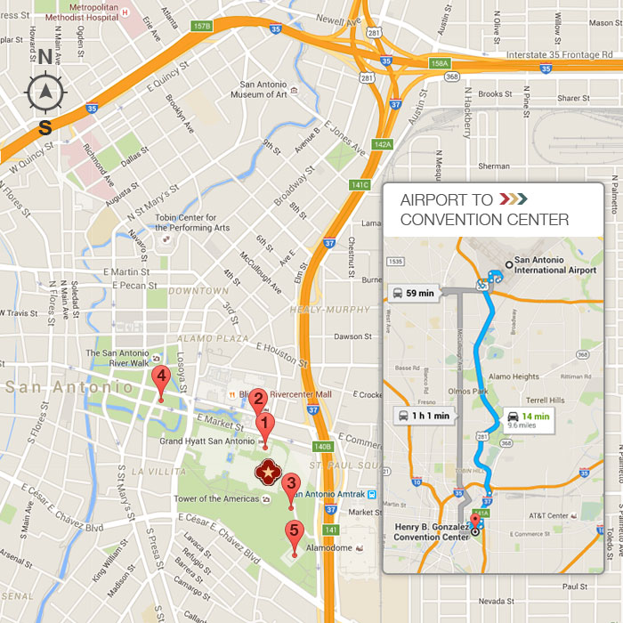 Convention Center Gt Visit Us Gt Location Directions Amp Parking
